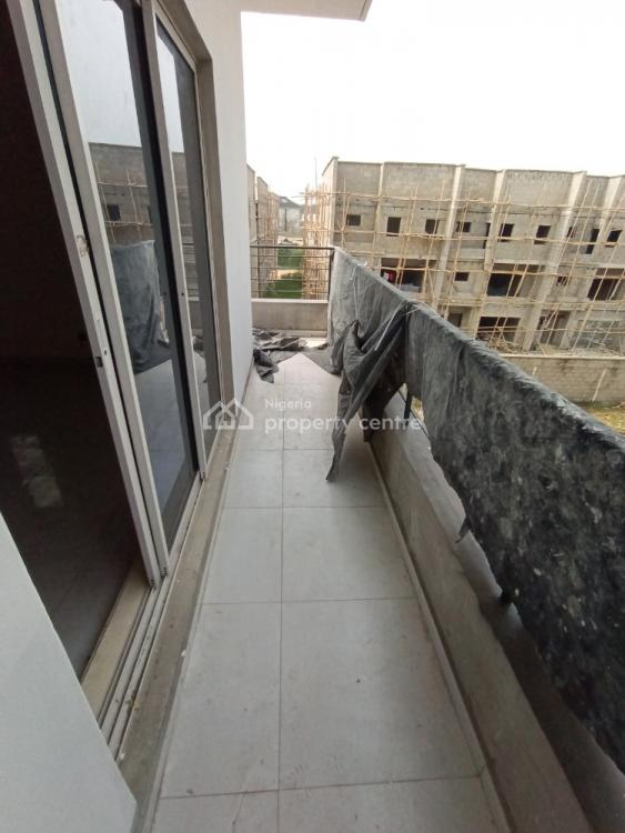3 Bedroom Apartment with a Bq, Off Orchid Road, Lafiaji, Lekki, Lagos, Flat for Sale