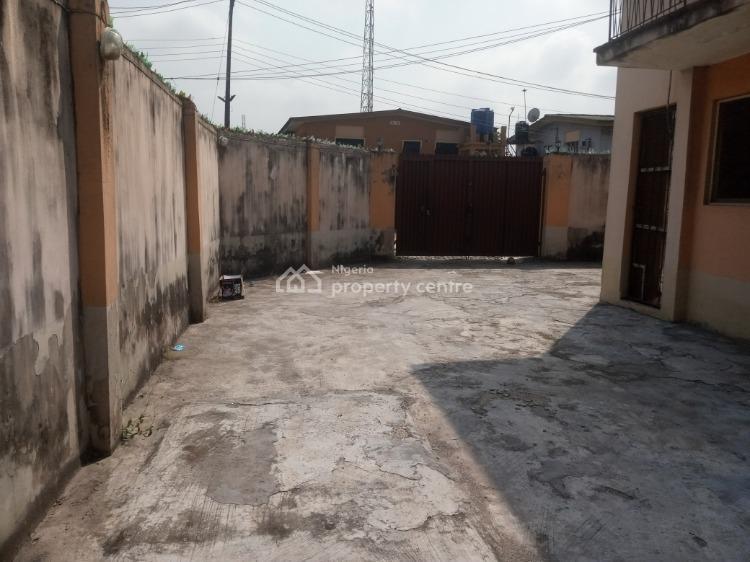 4 Bedroom Semi Detached Duplex with 1room Bq, Dokun Ogundipe Avenue, Onigbongbo, Maryland, Lagos, Semi-detached Duplex for Rent