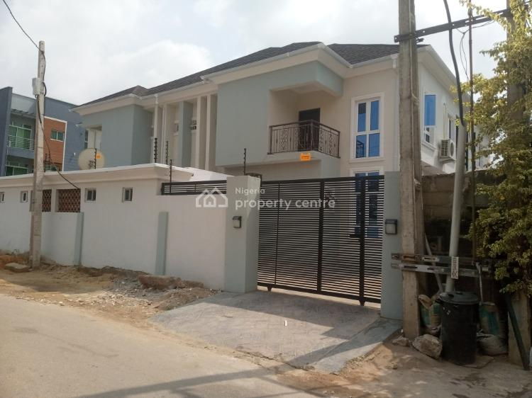 Newly Built and Well Finished 4 Bedroom Semi Detached Duplex with 1room Bq, Adeyemo Alakija Street, Ikeja Gra, Ikeja, Lagos, Semi-detached Duplex for Sale