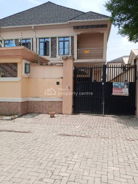 4 Bedroom Semi Detached Duplex with Bq, Bera Estate, Chevron Drive, Lekki, Lagos, Semi-detached Duplex for Sale
