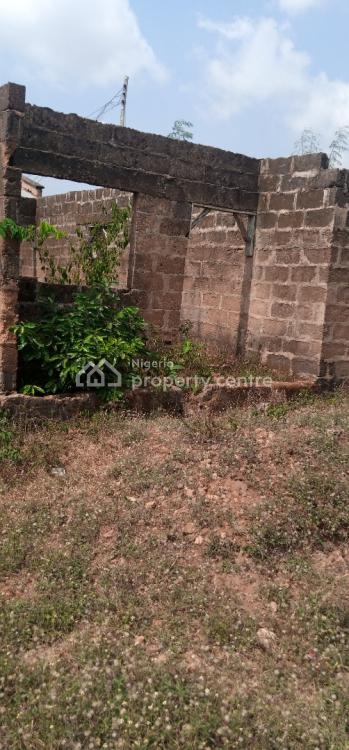 a Plot of Land By The Road Side, State Line, Alaba Layout Off Futa South Gate, Akure, Ondo, Residential Land for Sale
