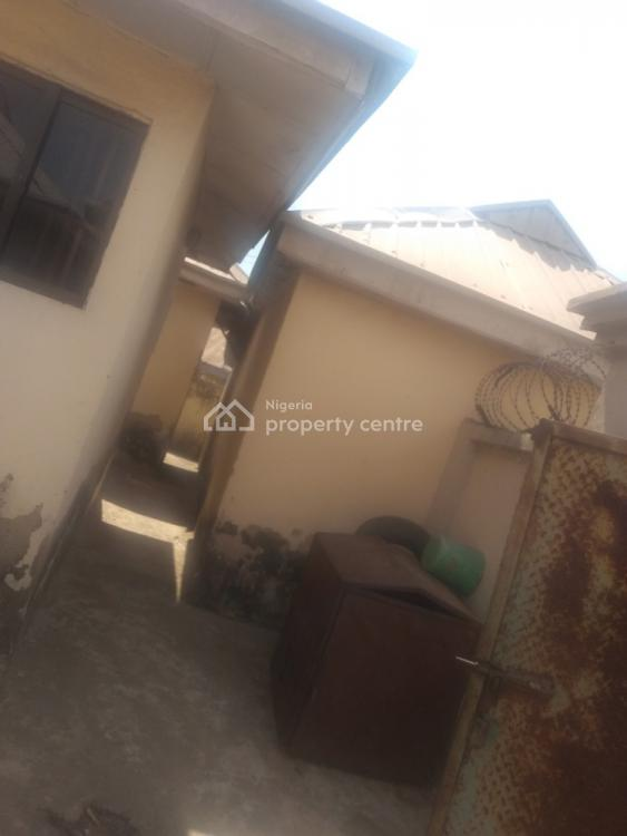14 Bedroom Self-contain Hostel with 3 Shops, Opposite Nasarawa State University Keffi ( Nsuk), Keffi, Nasarawa, Terraced Bungalow for Sale