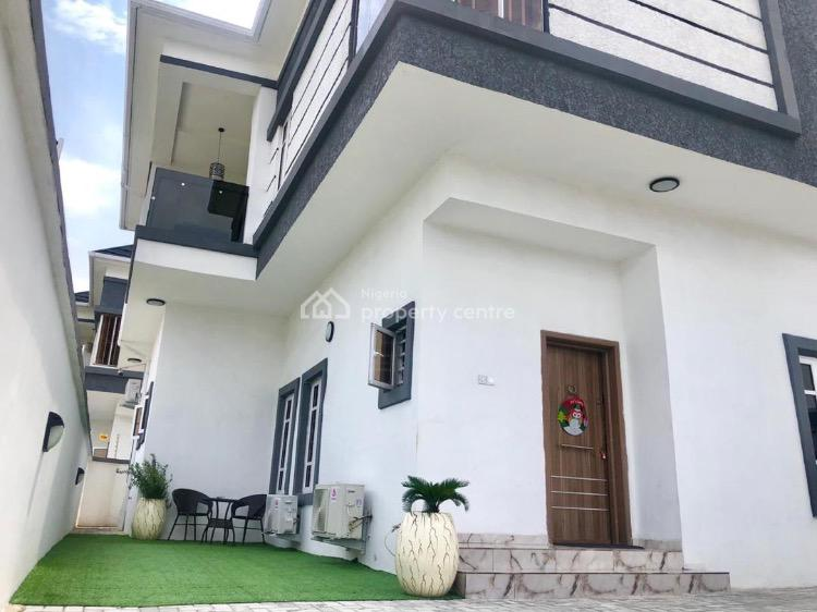 Luxury 4 Bedroom Duplex, Ologolo, Lekki, Lagos, Semi-detached Duplex Short Let