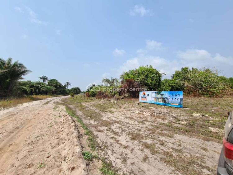 a Resort Style Lifestyle with Water View, Ocean Breeze, Igbo-olomi Town, Ibeju Lekki, Lagos, Residential Land for Sale