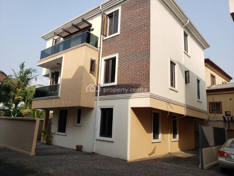 Luxury 5 Bedroom Detached Duplex in Serene Neighborhood, Osapa, Lekki, Lagos, Detached Duplex for Sale