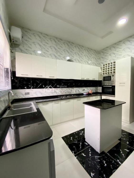Luxury 4bedroom Semi Detached Duplex with 24hrs Light, Orchid Road, Lekki, Lagos, Semi-detached Duplex Short Let