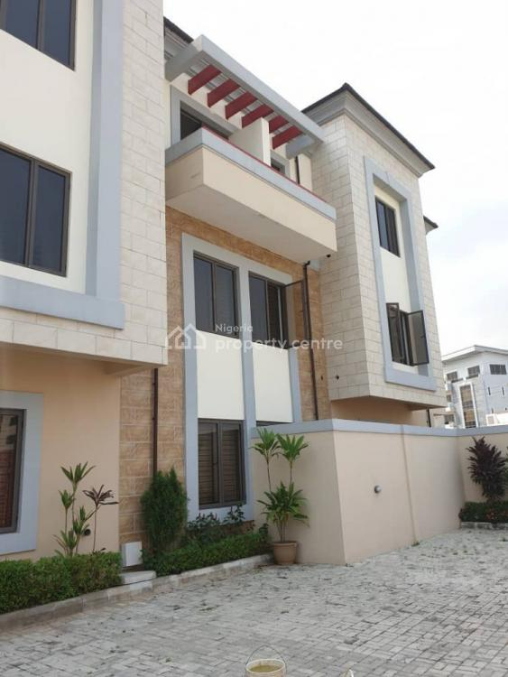 Brand New 5 Bedrooms Semi Detached Duplex, Off Banana Island Road, Ikoyi, Lagos, Semi-detached Duplex for Sale