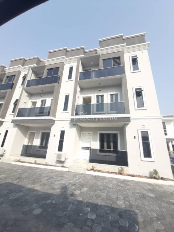 4 Bedroom Terrace Duplex with Excellent Facilities, Oniru, Victoria Island (vi), Lagos, Terraced Duplex for Sale