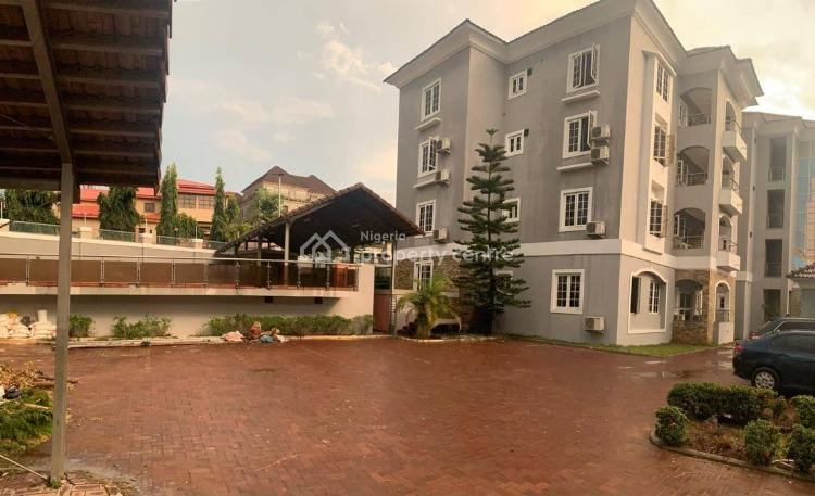 3 Bedroom Flat with 1 Room Bq, Maitama District, Abuja, Flat for Rent