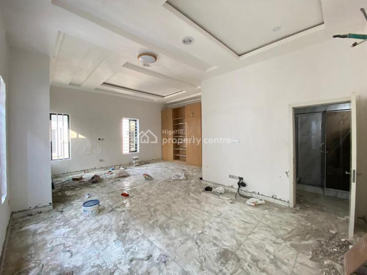 Newly Built 4 Bedroom Detached Duplex, Chevron, Lekki, Lagos, Detached Duplex for Sale