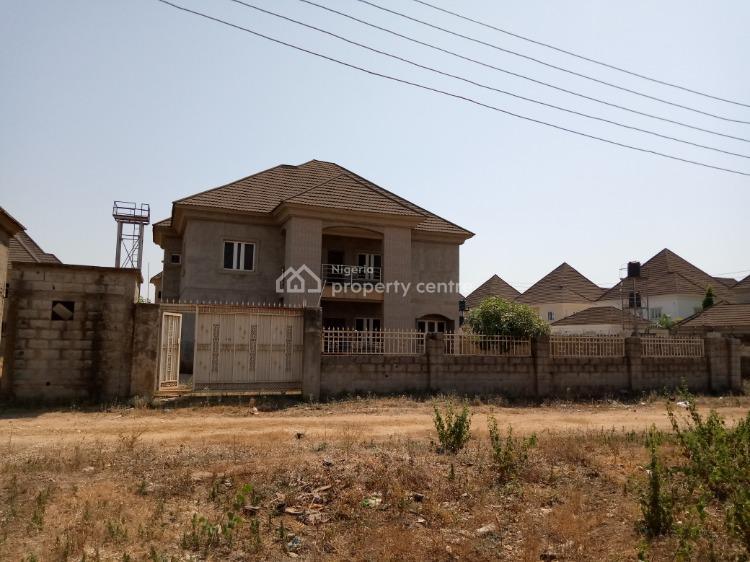 Standard 5 Bedroom Detached Duplex with Attached Bq, Harmony Estate, Apo, Abuja, Detached Duplex for Sale