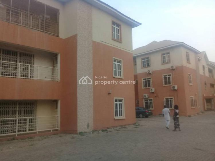 Tastefully, Spacious 3 Bedroom Block of Flats in a Lovely Environment, Sunnyvale Estate, Galadimawa, Abuja, House for Sale