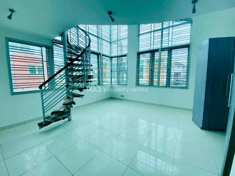 Nicely Built Four Bedroom Terrace, Ikate Right, Ikate Elegushi, Lekki, Lagos, Terraced Duplex for Rent