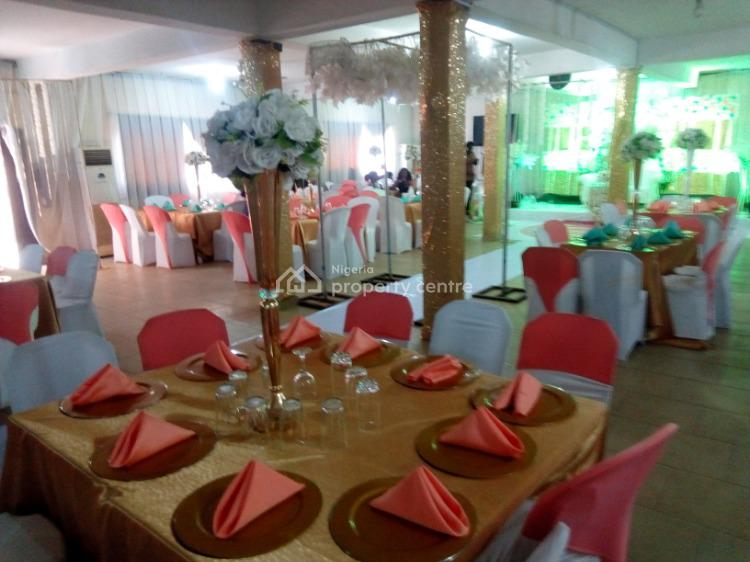 Event Hall, 7,obasa Road Off Oba-akran, Ikeja, Lagos, Hall for Rent