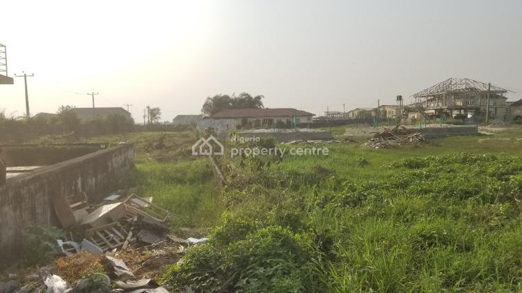 Available 600 Sqm of Land, Crown Estate, Sangotedo, Ajah, Lagos, Residential Land for Sale