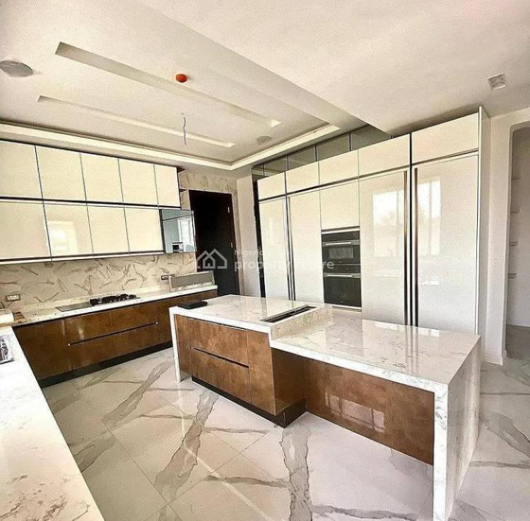 Luxury 6 Bedroom Mansion House, Ikoyi, Lagos, Detached Duplex for Sale