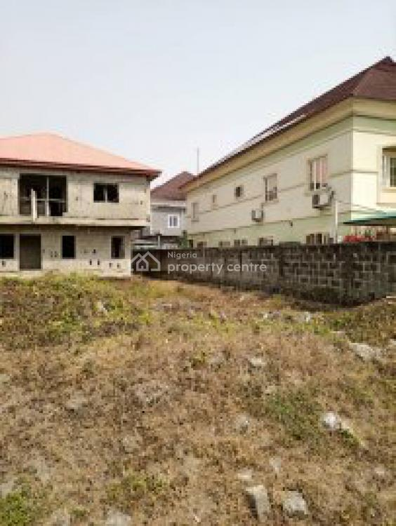 Uncompleted Building and Land, Sangotedo, Ajah, Lagos, Residential Land for Sale
