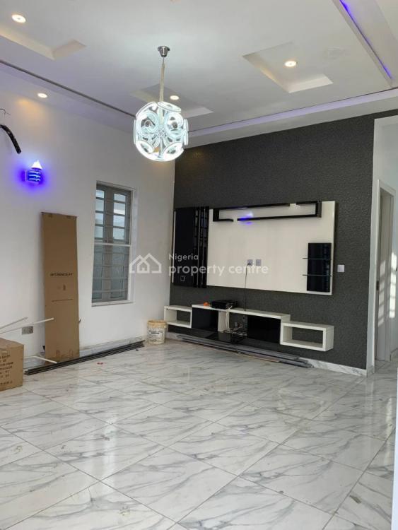 4 Bedroom Fully Detached Duplex with Bq-dpos4fd, Osapa, Lekki, Lagos, Detached Duplex for Sale
