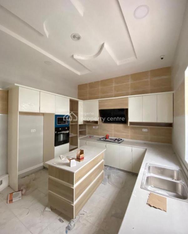 4 Bedroom Semi Detached Duplex with Bq, 2nd Toll Gate, Ikota, Lekki, Lagos, Semi-detached Duplex for Sale