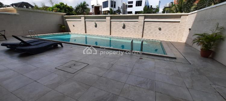 Executive 3 Bedroom Apartment with Execellent Fittings, Off 3rd Avenue, Banana Island, Ikoyi, Lagos, Flat for Rent