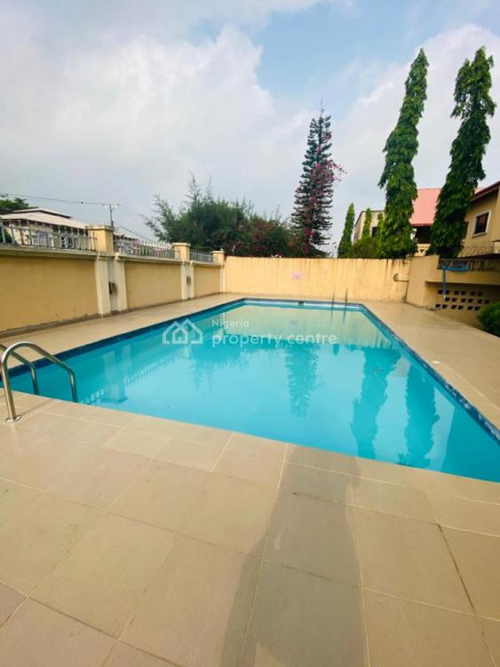 3 Bedroom Apartment with Pool, Parkview, Ikoyi, Lagos, Flat for Rent