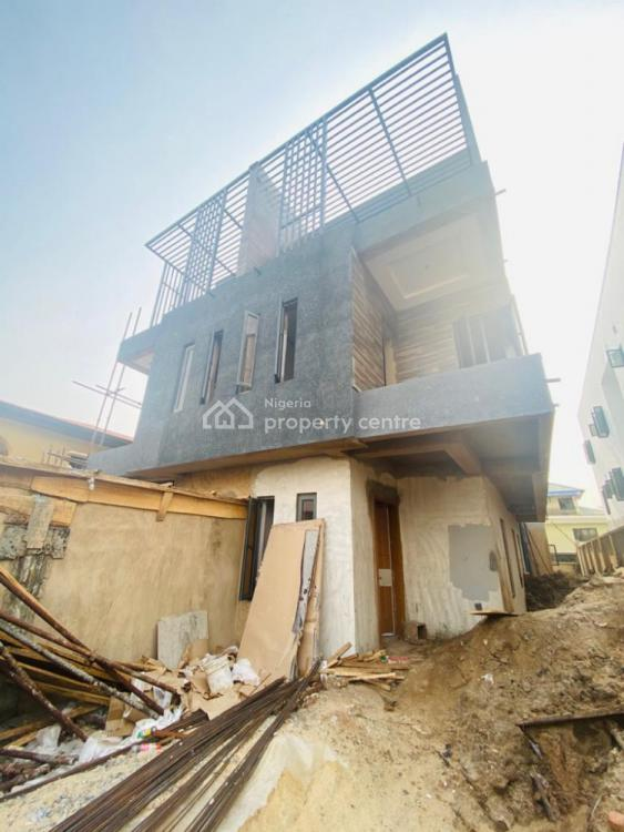 5 Bedroom Semi Detached Duplex on Two Floor with Box and Bq, Parkview, Ikoyi, Lagos, Semi-detached Duplex for Sale