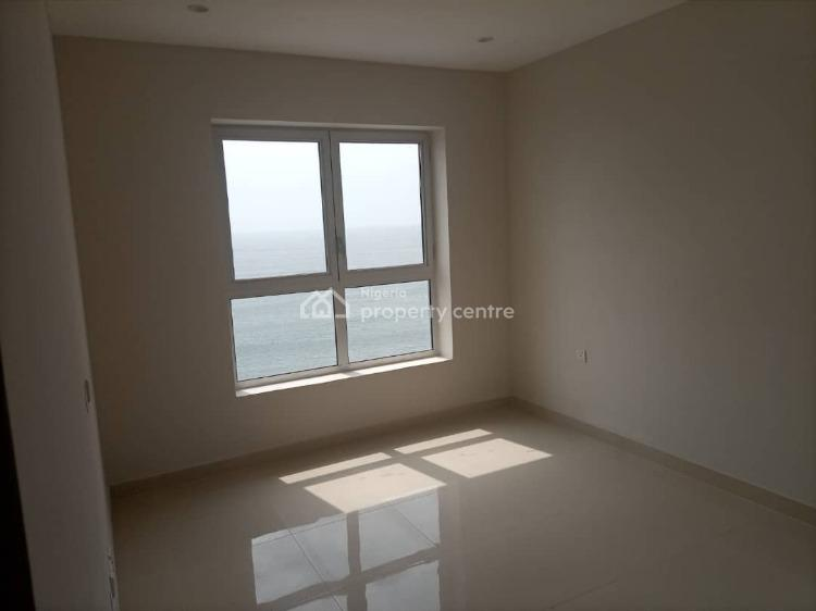 Newly Built Luxury 3 Bedroom Fully Finished and Fully Serviced, Sapphire Bluewater Court, 2nd Roundabout Lekki Rhs., Lekki Phase 1, Lekki, Lagos, Flat for Rent