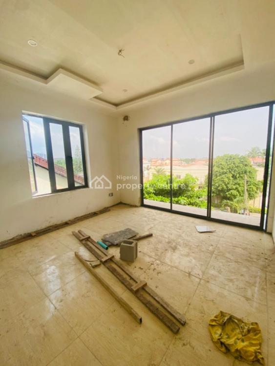 4 Bedroom Semi Detached Duplex with a Room Bq on Two Floors, Parkview, Ikoyi, Lagos, Semi-detached Duplex for Sale