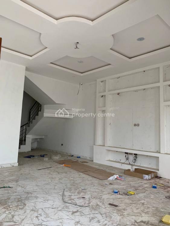 Exquisite 4 Bedroom Semi-detached Duplex-dpch4sd, Lekki, Lagos, Semi-detached Duplex for Sale