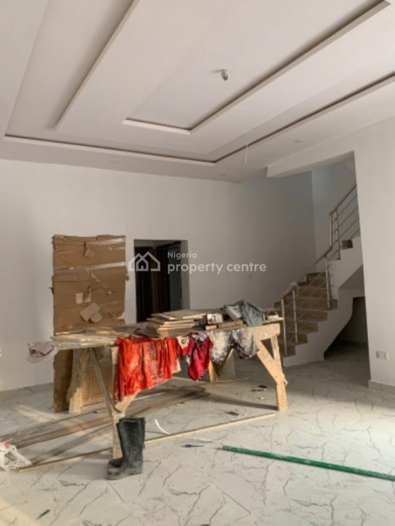 Distress- 4 Bedroom Fully Detached Duplex with Bq-dpid4fd, Lekki, Lagos, Detached Duplex for Sale