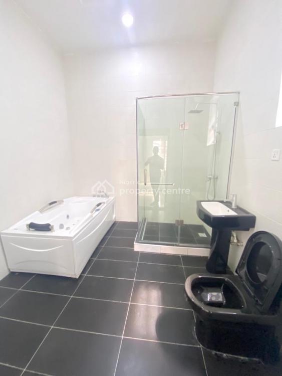 Lovely 5 Bedroom Fully Detached Duplex with a Room Bq, Agungi, Lekki, Lagos, Detached Duplex for Sale