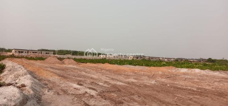 Land Measuring 600 Square Metres in an Accessible Location, Irving Park Estate, Oribawa Bus-stop, Awoyaya, Lekki, Lagos, Residential Land for Sale