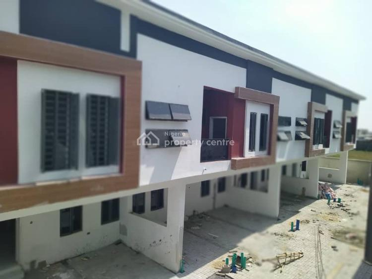 Luxury 4 Bedrooms Terrace Duplex with a Fitted Kitchen, Orchid Hotel Road, Lekki, Lagos, Terraced Duplex for Sale
