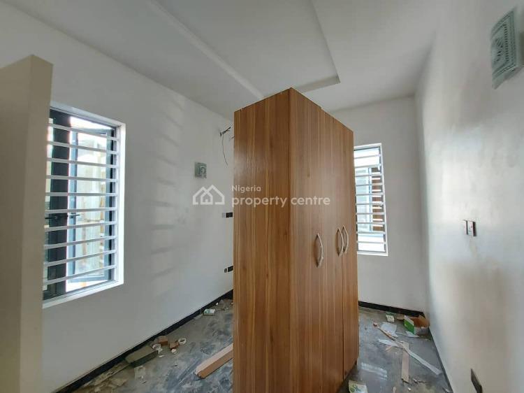 Luxury 4 Bedrooms Semi Detached Duplex with a Room Bq, Ikota Villa Estate, Lekki, Lagos, Semi-detached Duplex for Sale