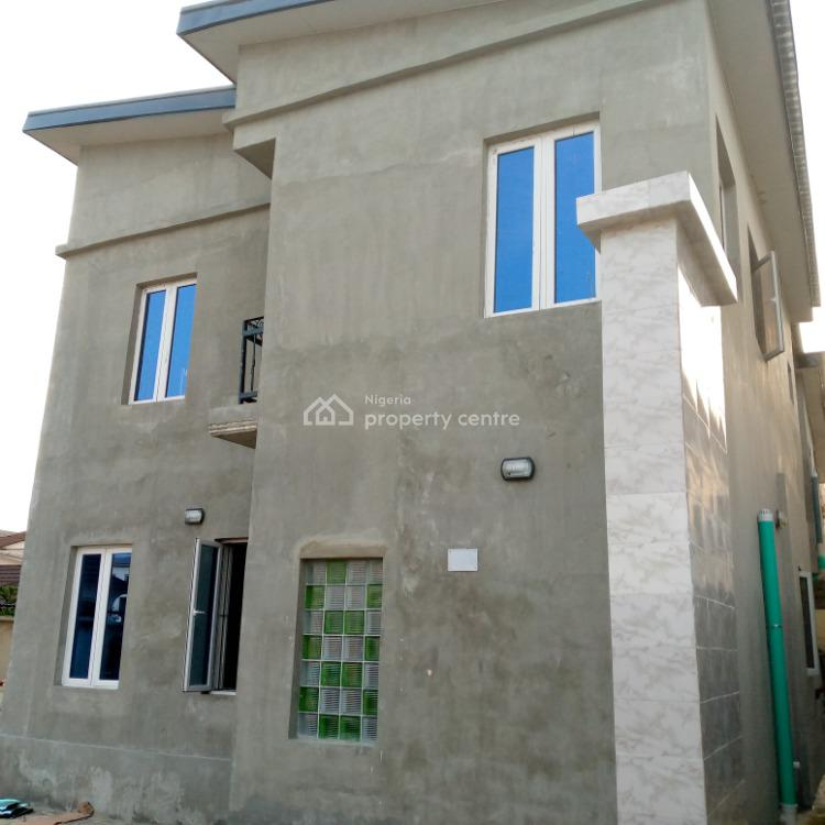 4 Bedroom Duplex with Bq, Firm House, Lekki Phase 1, Lekki, Lagos, House for Rent