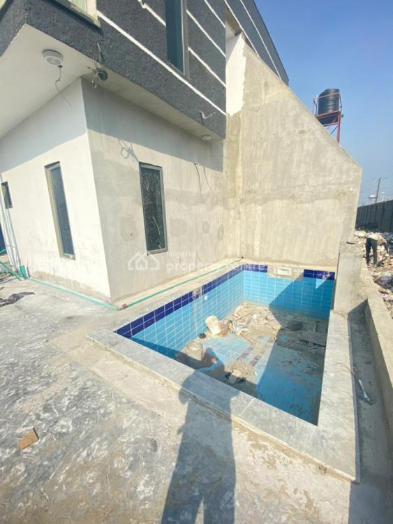 4 Bedroom Semi-detached Duplex with Bq, 2nd Toll Gate, Lekki, Lagos, Semi-detached Duplex for Sale