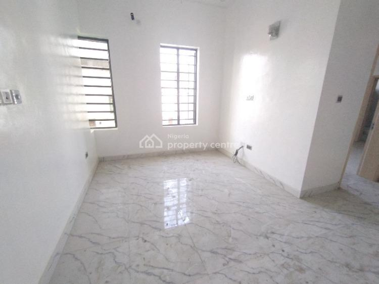 Luxury 4 Bedrooms Semi Detached Duplex with a Room Bq, Lekki County Road, Ikota, Lekki, Lagos, Semi-detached Duplex for Sale