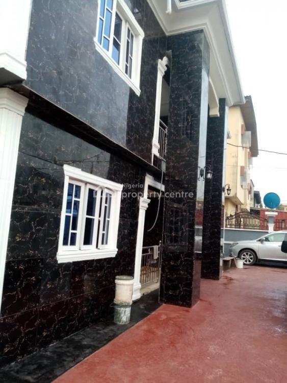 Newly Built 3 Bedroom Flat, Adekunle Akala Street, Ajao Estate, Isolo, Lagos, Flat for Rent