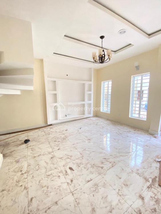 a 4 Bedroom Semi-detached Duplex with a Room Bq, Ikota, Lekki, Lagos, Semi-detached Duplex for Sale