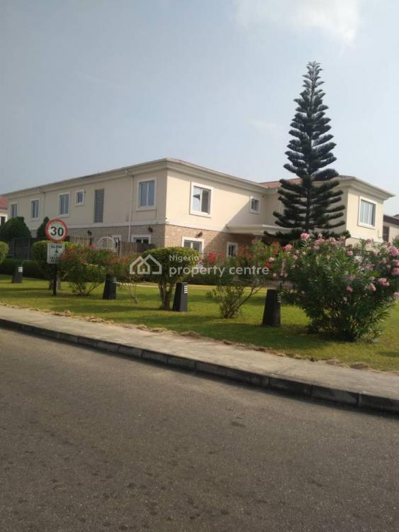 6 Bedrooms Fully Detached Duplex with 2 Rooms Bq, Nicon Town, Lekki, Lagos, Detached Duplex for Sale