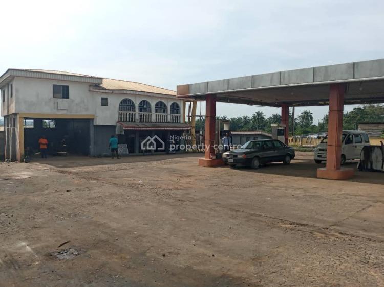 Filling Station with 7 Pumps, Oluku, Benin Lagos Expressway, Benin, Oredo, Edo, Filling Station for Sale
