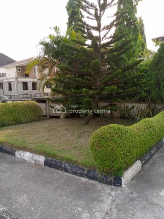 Luxury 4 Bedroom with Bq, Orchid, Lekki Phase 2, Lekki, Lagos, Detached Duplex for Sale