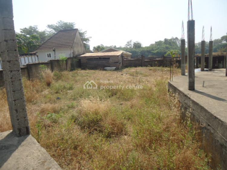1500sqm Plot with Structure & Approval, Life Camp, Abuja, Residential Land for Sale