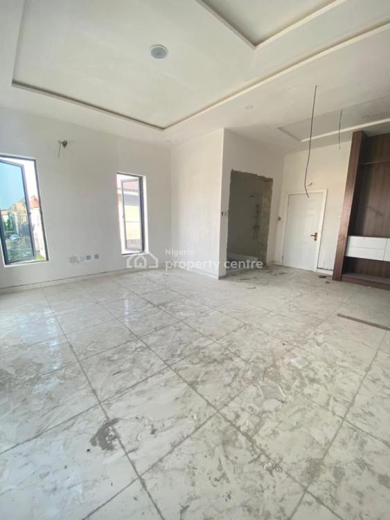 Lovely 4 Bedroom Semi Detached Duplex with Bq, 2nd Toll Gate, Lekki, Lagos, Semi-detached Duplex for Sale