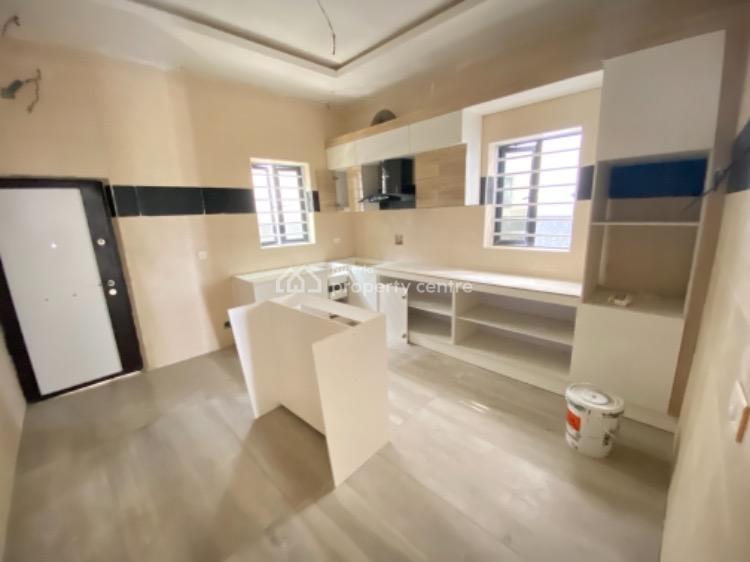 Brand New 5 Bedroom Fully Detached Duplex + Bq, Chevron Drive, Lekki, Lagos, Detached Duplex for Sale