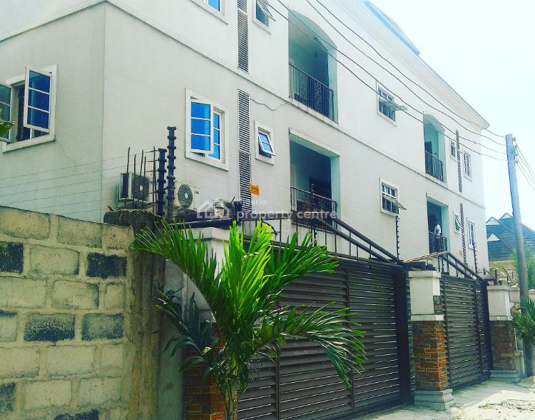 Sharp 2 Bedroom Flat with Federal Light and 3 Toilets, Off Odili Road By Golf Estate, Port Harcourt, Rivers, Flat for Rent