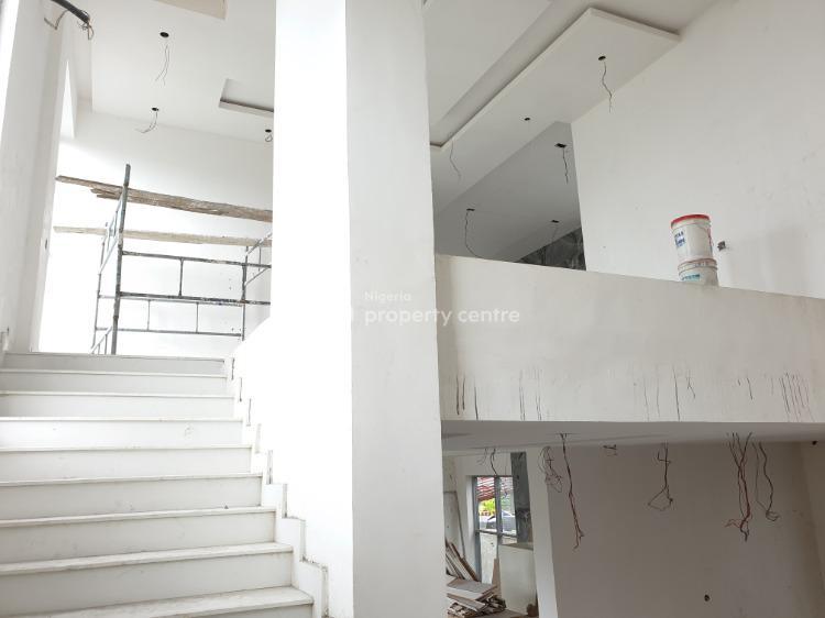 Magnificent Edifice, Pinnock Beach, Osapa, Lekki, Lagos, Detached Duplex for Sale