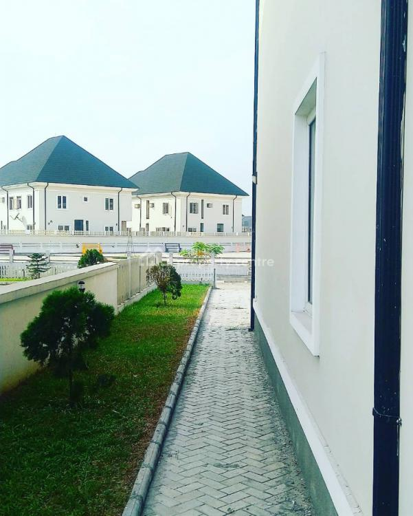 Newly Built 4 Bedroom Duplex with Steady Electricity and Security, Reef Court Estate Off Peter Odili Road, Port Harcourt, Rivers, Terraced Duplex for Sale