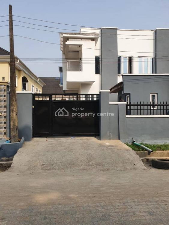 a Newly Built 3 Bedroom  Semi-detached Duplex, Self Compound, Mende, Maryland, Lagos, Semi-detached Duplex for Sale