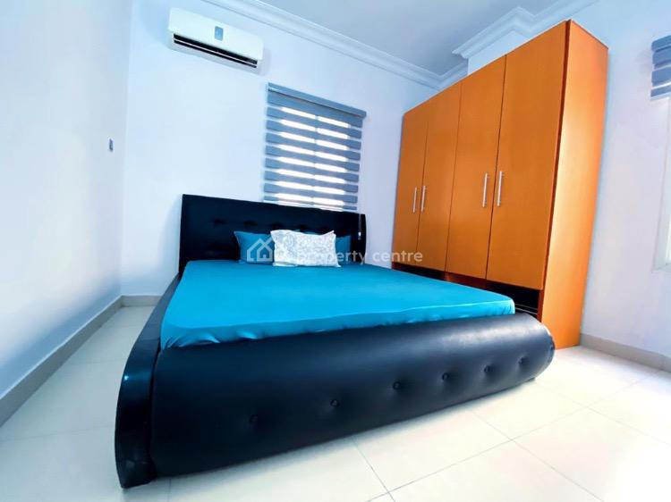 Beautifully Furnished 3 Bedroom Flat, Palm Springs, Ikate, Lekki, Lagos, Flat Short Let